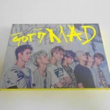 GOT7 Mini Album Mad Horizontal Version CD + PHOTOBOOKLET