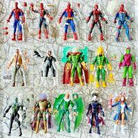 Spider-man retro Marvel Legends Phage MJ Watson Gwen Stacy Goblin Mysterio UPICK
