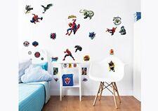 Walltastic 44746 - Wandaufkleber, Spiderman Wall Stickers Wall Decoration