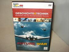 Future War - Krieg der Zukunft (DVD + Magazin) Neuware