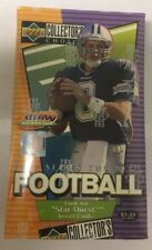 1997 Upper Deck Collector's Choice Series 2 Factory Sealed Football Box 36 Pack
