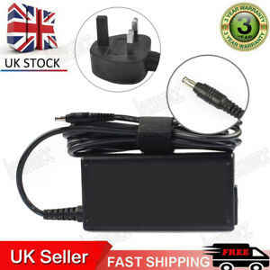 AC Adapter For Samsung NP-S3511 NP-R519 NP-R520 Laptop Power Supply Charger 60W