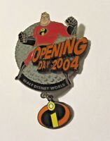 Disney Incredibles Opening Day Collection Pin Epcot Mr. Incredible LE 3000
