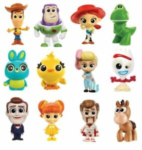 Toy Story 4 Mini Figures In A Sealed Bag New  - Assorted - Free Delivery