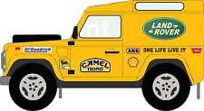 Camel Trophy Land Rover Graphics Stickers Decals