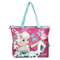 Strandtasche Kinder Handtasche Schultertasche Umhängetasche Disney Frozen