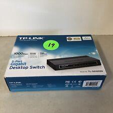 TP-LINK 5-PORT TL-SG1005D