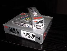 4X NGK LASER Iridium IMR9C-9H HONDA CBR1100XX K1 K2 CBR600F PC35 CBR600F Sport