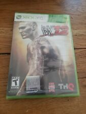 WWE '12 Microsoft Xbox 360 *Factory Sealed! *Free Shipping! 💎 SUPER RARE 💎