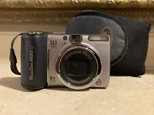 Very Nice Canon PowerShot A650 IS 12.1 MP Digital Camera