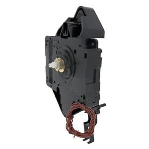 Seiko Quartz Strike & Chime Clock Movement, NEF Shaft 15.5 mm 112 x 82 x 28mm