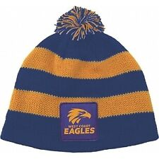 West Coast Eagles AFL Football Baby Infant Toddler Beanie