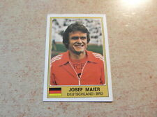 original PANINI STICKERS EURO FOOTBALL 76 1976 Josef Sepp MAIER (Nr 50)