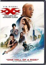 Xxx Return Of Xander Cage New Sealed Dvd Vin Diesel