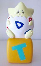 "TOGEPI TALKING BANK. 8"" VINTAGE VINYL POKEMON. TOMY. NINTENDO. 1999 SUPER CUTE"