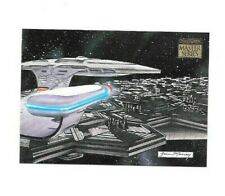 1994 STAR TREK THE NEXT GENERATION MASTER SERIES S1 PROMO CARD FREE SHIPPING