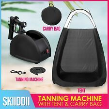 Skiiddii Spray Tan Machine Sunless Tanning Spray Tan Tent Kit HVLP System