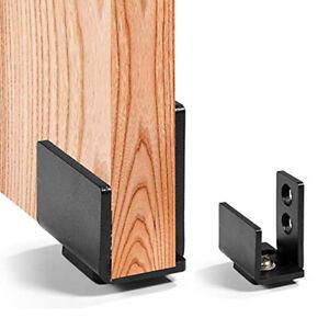 Adjustable Floor Guide Lock Door Spacer Soft Close For Sliding Barn Door SG