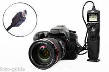 JYC cavo trigger a distanza con timer si adatta compatibile con Nikon mc-dc2