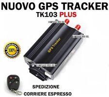 MINI TRACKER GPS ANTIFURTO LOCALIZZATORE SATELLITARE TK103 TK104 PLUS CW88