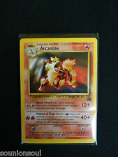 Pokemon  Black Star Promo Card  ARCANINE #6 wotc