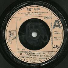 ANDY GIBB - AN EVERLASTING LOVE/I JUST WANNA BE YOUR EVERYTHNG- 1977 - 70s DISCO