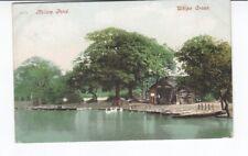 Postcard. Hollow Pond. Whips Cross. 1905