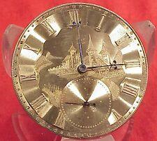 VACHERON & CONSTANTIN SPRING DETENT CHRONOMETER 43MM Pocket Watch Movement