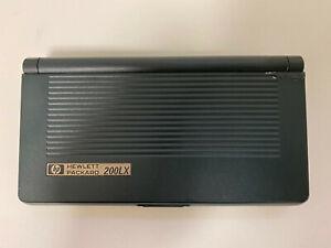 HP 200LX 2MB MS-DOS Palmtop PC
