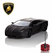 Official Lamborghini Aventador Boys Kids Remote Control Car Scale 1.24 - 27Mhz