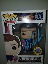 Autographed Funko POP! Jeff Dunham and peanut exclusive