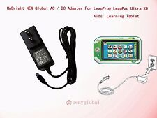 AC Power Charger Adapter For LeapFrog LeapPad Ultra XDi #33200 #33300 Tablet PC
