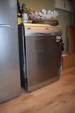 NEVER USED - Zanussi Freestanding Dishwasher (Stainless Steel)
