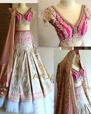 Party Wear Bollywood Lehenga Choli Traditional Indian Wedding Pakistani Lengha