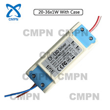30w high power driver supply 85277v constant current led light chip lamp 300ma
