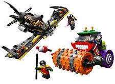 Lego 76013 DC Super Heroes Batman The Joker Steam Roller Batwing Sealed RETIRED