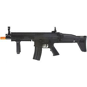 400 FPS OFFICIALLY LICENSED FN SCAR-L MK16 SPRING AIRSOFT RIFLE GUN TAN BBs BB