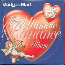 ULTIMATE ROMANCE ALBUM: PROMO 2 CD SET - JOSE FELICIANO, JUDY COLLINS, TOM JONES