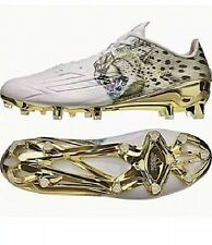 Adidas Adizero Afterburner 5.0 Uncaged Cheetah Mens Football Cleats Aq7716 Sz 18