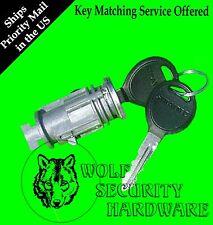 Chrysler Dodge OEM Ignition Key Switch Lock Cylinder NONelectronic Keys 704650