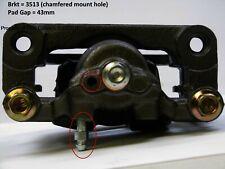 Tru Star 11-7169 Disc Brake Caliper Rear Right Reman