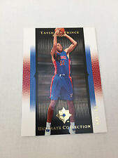 Tayshaun Prince 2005-06 Upper Deck Ultimate Collection #36 #ed /750