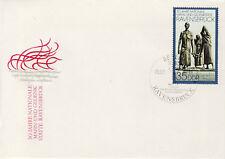 Ersttagsbrief DDR MiNr. 3274, Internationale Mahn- und Gedenkstätten: 30 Jahre N