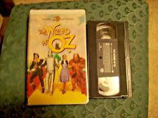 VHS- The Wizard Of Oz (VHS, 1999) Clamshell Judy Garland