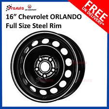 "Chevrolet ORLANDO 2011-2017 16"" FULL SIZE STEEL SPARE WHEEL STEEL RIM"