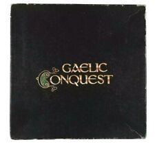 Gaelic Conquest 1988 Rare Vintage Irish Board Game Eblana Games