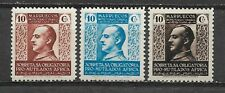 SPANISH MOROCCO 1938  Complete set 3 New stamps**. General FRANCO  (5780)