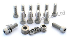 Ford Essex V6 Stainless Rocker Covers Bolts Kit