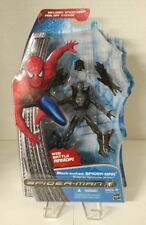 Spider-Man 3 (Movie 2007) Carding- Black-suited Spider-Man (MIB)