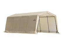 Boat Storage Shelter Metal Carport Frame Steel Car Large Garage Tent Auto Snow